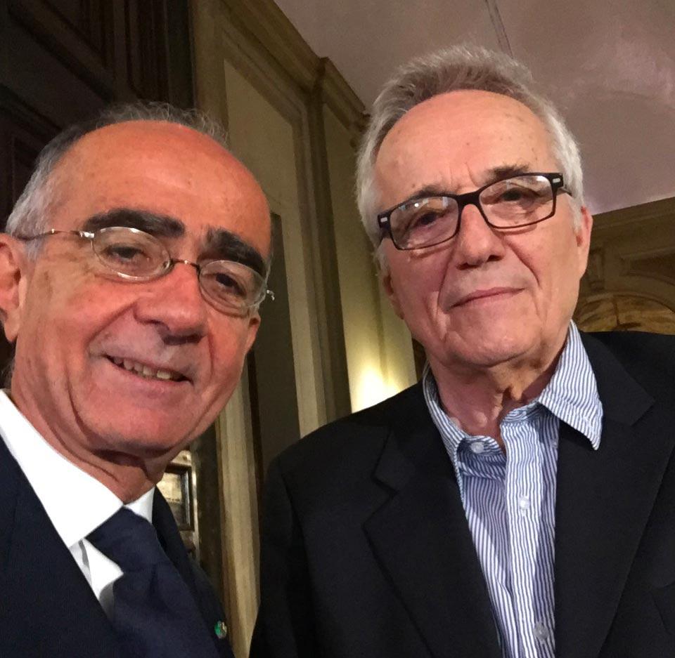 """Marco Bellocchio è uno dei più grandi registi italiani. Insieme realizzammo il film """"Buongiorno, notte"""" dedicato ai giorni di prigionia di Aldo Moro. Partecipò alla Mostra del Cinema di Venezia del 2003. L'esclusione dai premi scatenò forti polemiche. Il film ebbe successo."""