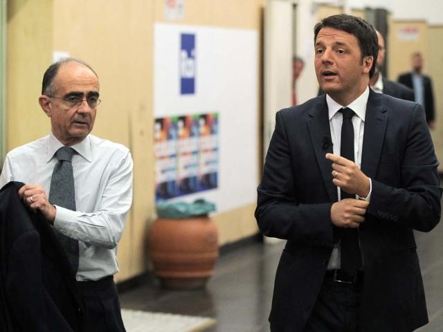 """Matteo Renzi, Segretario PD ed ex Presidente del Consiglio, è spesso ospite di talk televisivi. In tre anni di direzione di Rai1 posso testimoniare che le sue molte apparizioni a Porta a Porta e a L'Arena non sono mai state """"preparate"""" né """"concordate"""". Occorre dargliene atto."""